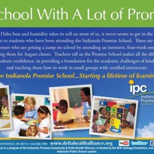 Promise schools flyer