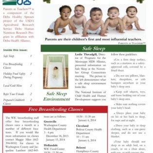 PAT newsletter