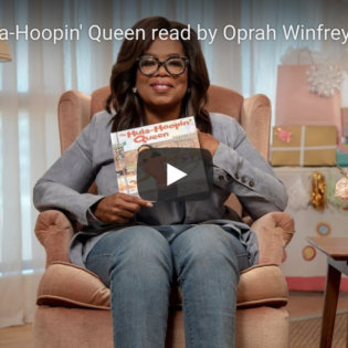 celebrities reading to kids