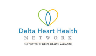 Delta Heart Health Network logo