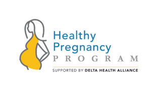 healthy pregnancy program logo